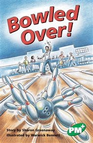 Bowled Over - 9780170099066