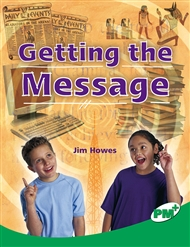Getting the Message - 9780170099165