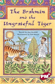 The Brahmin and the Ungrateful Tiger - 9780170099271