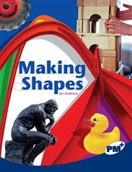 Making Shapes - 9780170099448