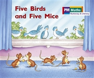 Five Birds and Five Mice - 9780170106573
