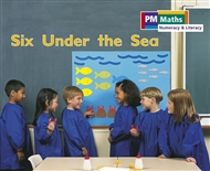 Six Under the Sea - 9780170106665