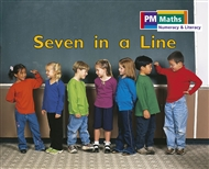 Seven in a Line - 9780170106672