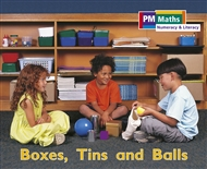 Boxes, Tins and Balls - 9780170106757