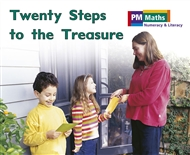 Twenty Steps to the Treasure - 9780170106849