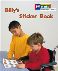 Billy's Sticker Book - 9780170106948