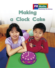 Making a Clock Cake - 9780170107020
