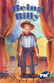 Being Billy - 9780170108119