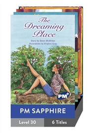 PM Plus Story Books Sapphire Level 30 Set B Pack (6 titles) - 9780170108126