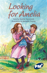 Looking for Amelia - 9780170108171