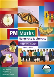 PM Maths - Numeracy and Literacy Teachers' Guide, Stages C & D - 9780170108348