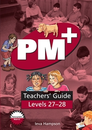 PM Plus Ruby - Teacher's Guide, Levels 27-28 - 9780170108386