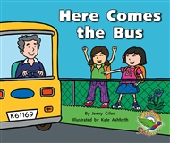 Here Comes the Bus - 9780170112406