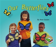 Our Butterflies - 9780170112550