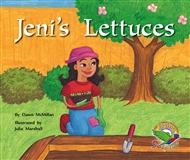 Jeni's Lettuces - 9780170112697