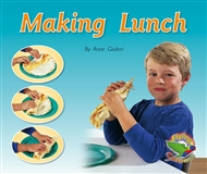 Making Lunch - 9780170112710