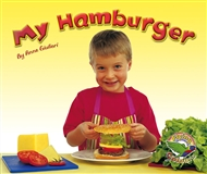 My Hamburger - 9780170112727