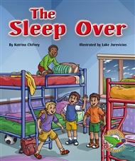 The Sleep Over - 9780170112826
