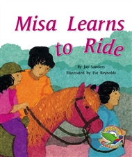 Misa Learns to Ride - 9780170113069