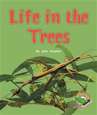 Life in the Trees - 9780170113243
