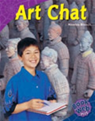 Art Chat - 9780170113793