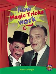 PM Emerald Extras - How Magic Tricks Work, Single Copy, Level 25 - 9780170114356