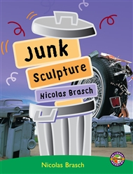 PM Emerald Extras - Junk Sculpture, Single Copy, Level 26 - 9780170114363