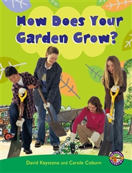 PM Emerald Extras - How Does Your Garden Grow, Single Copy, Level 25 - 9780170114394