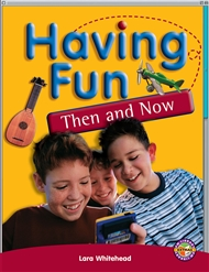 PM Ruby Extras - Having Fun: Then and Now, Single Copy, Level 27 - 9780170114691