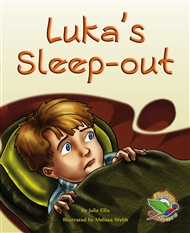 Luka's Sleep-out - 9780170115773
