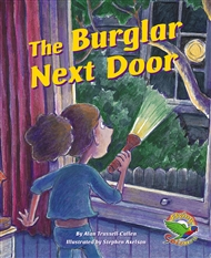 The Burglar Next Door - 9780170116008