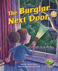 The Burglar Next Door - 9780170116008