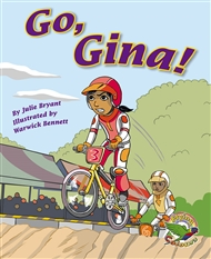 Go, Gina! - 9780170116046