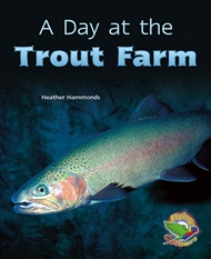 A Day at the Trout Farm - 9780170116145