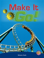 PM Sapphire Extras - Make It Go!, Single Copy, Level 30 - 9780170116565