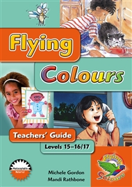 Flying Colours Orange Level 15-16/17 Teachers' Guide - 9780170117333