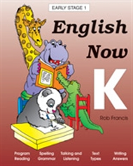 English Now Kinder - 9780170117456
