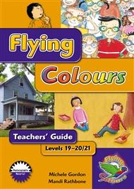 Flying Colours Purple Level 19-20/21 Teachers' Guide - 9780170119146
