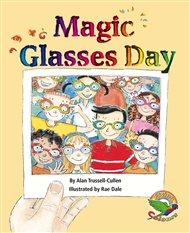 Magic Glasses Day - 9780170120197