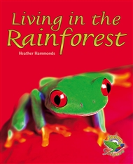Living in the Rainforest - 9780170120333