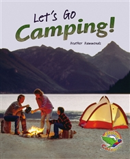 Let's Go Camping! - 9780170120357
