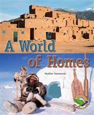 A World of Homes - 9780170120371