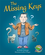 The Missing Keys - 9780170120463