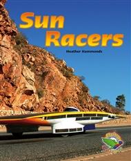 Sun Racers - 9780170120555