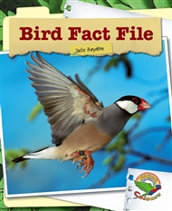 Bird Fact File - 9780170120746