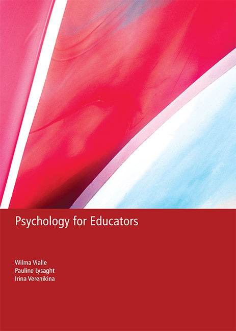 Psychology for Educators - 9780170122122