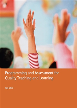 Programming and Assessment for Quality Teaching and Learning - 9780170122474