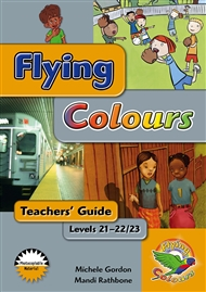 Flying Colours Gold Level 21-22/23 Teachers' Guide - 9780170122955