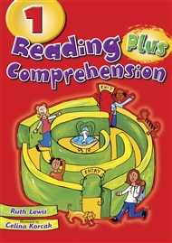 Reading Plus Comprehension: Book 1 - 9780170123006
