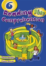 Reading Plus Comprehension: Book 6 - 9780170123051